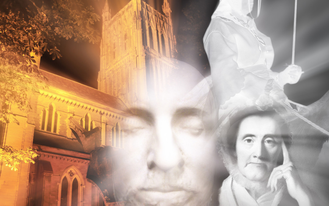 Historic Ghost Walk of Worcester