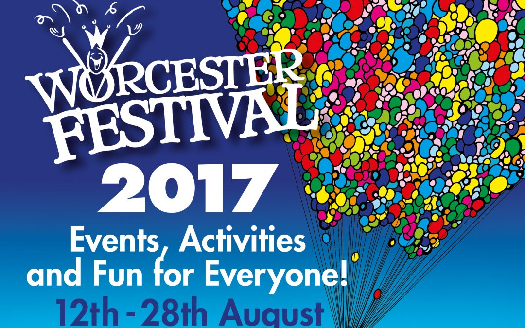 New 2017 Worcester Festival Artwork!