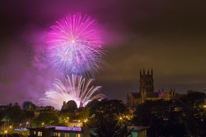 St Richards Hospice fireworks