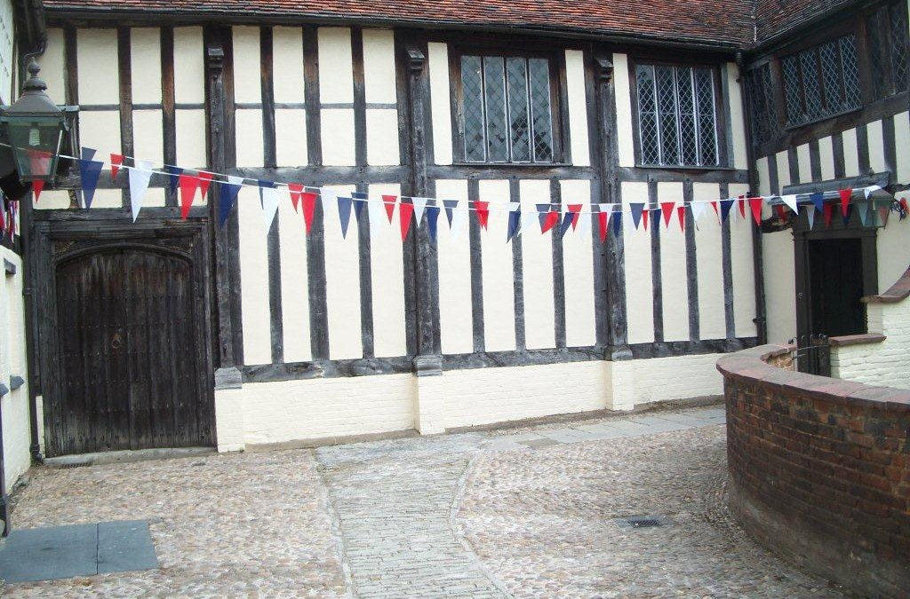Murder Mystery at The Commandery – A Fête Worse Than Death