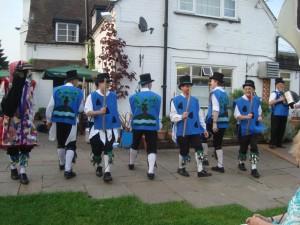 Morris Dancers 001