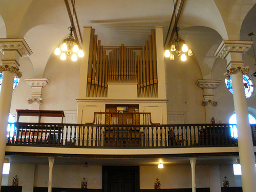 Organ Recital – David Brookshaw