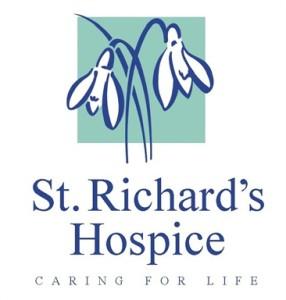 St Richars Hospice logo