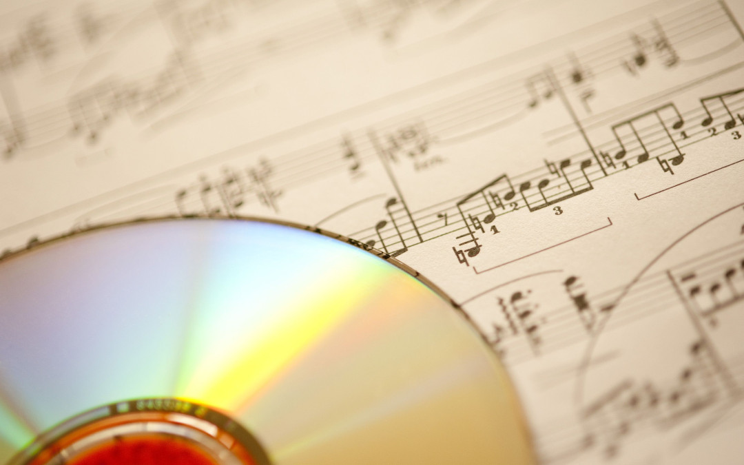 CD and Sheet Music Fayre