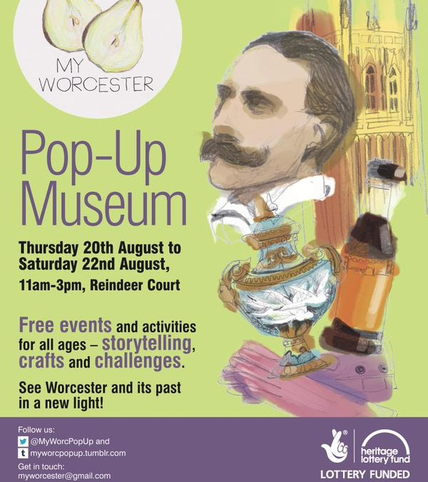 My Worcester Pop-Up Museum