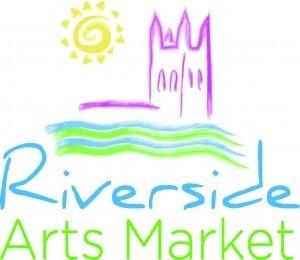 riverside arts market logo