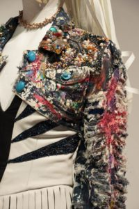 Embroidery in costume and fashion lecture