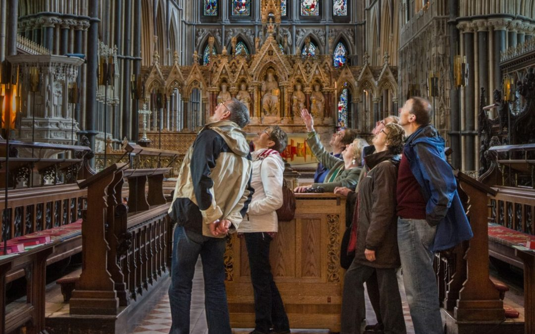 Turn up for a Tour of the Cathedral with a Twist – The People's Story