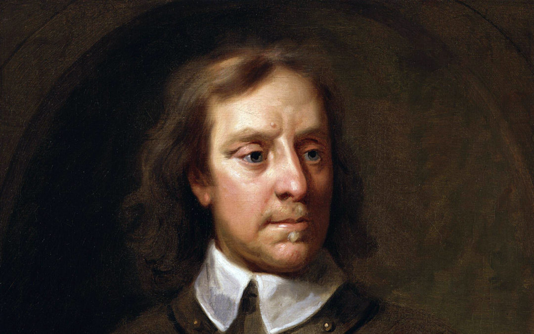 Howard Robinson presents: Oliver Cromwell and The Battle of Worcester
