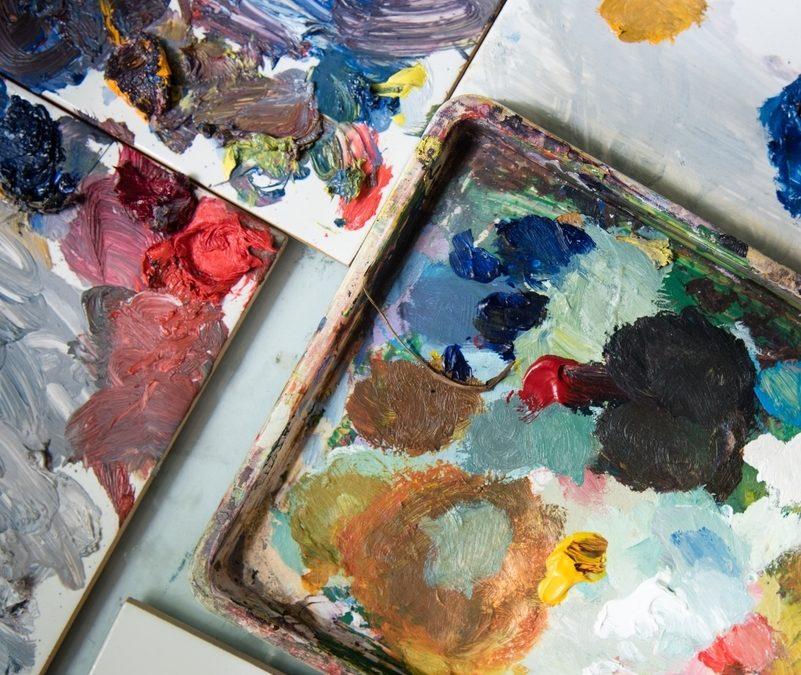 Paint a Portrait in Oils