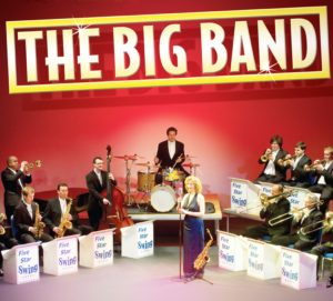 THE BIG BAND - Brochure yes
