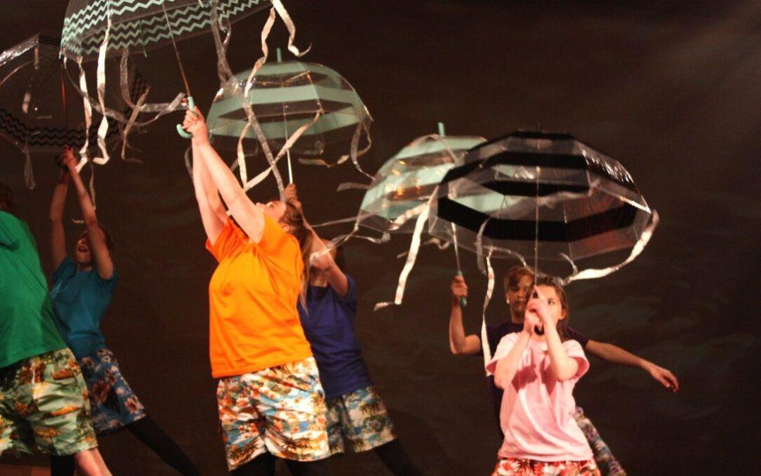 Wonders of the Ocean – Dancefest Workshop for ages 8-11