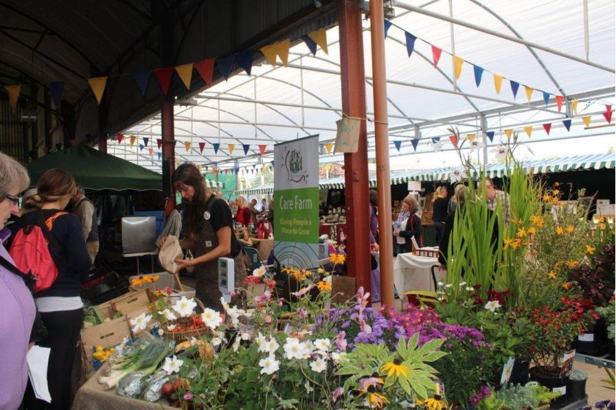 Fold Festival Market
