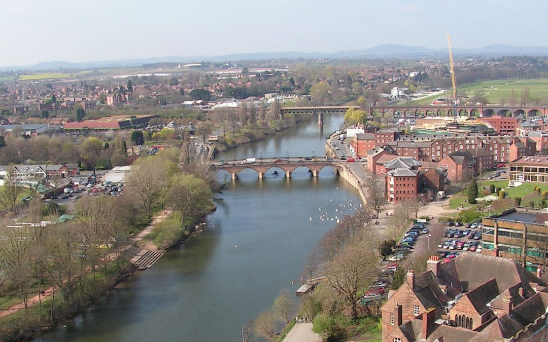 Top of the Tower Battle of Worcester Tour