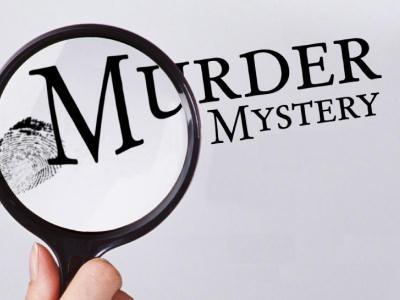 1930s Murder Mystery Evening