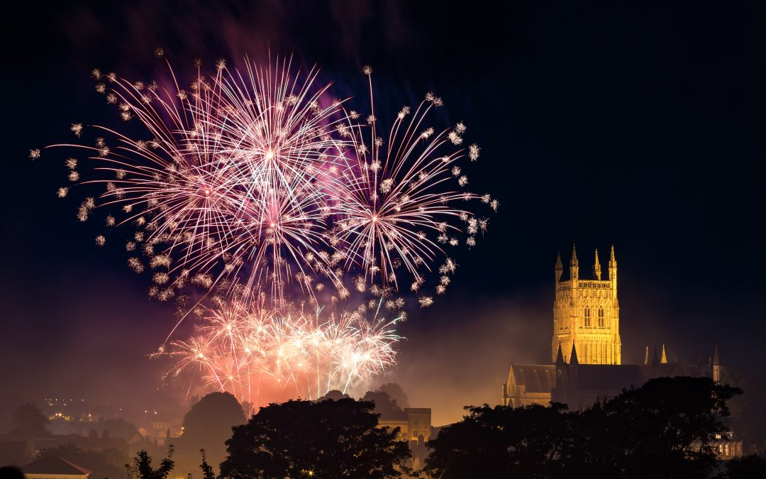 English Symphony Orchestra – Festival Family Fireworks Night!