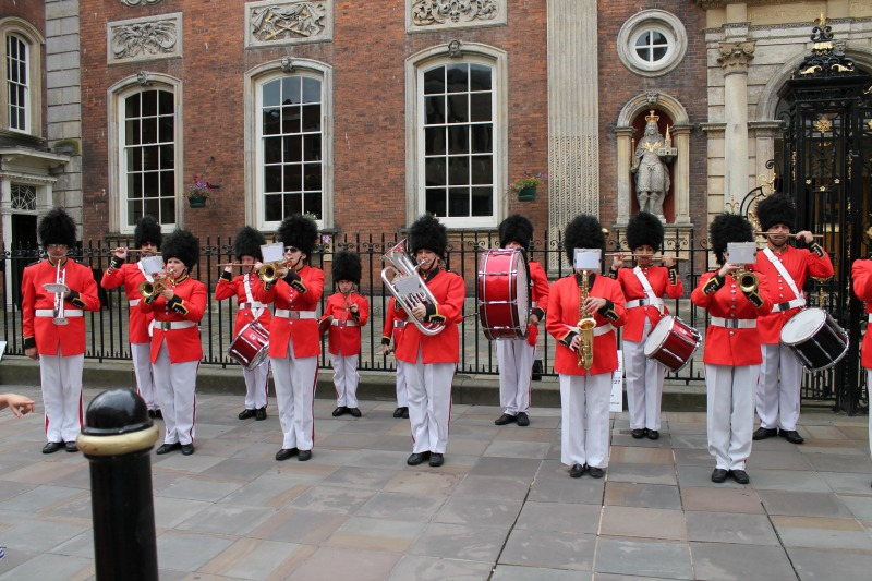 Melton Mowbray Toy Soldiers Band