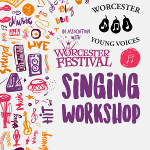 Worcester Young Voices Singing Workshop (Hirer)