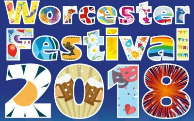 Worcester Festival 2018 – not long to go now!