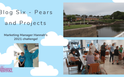 Blog Six – Pears and Projects