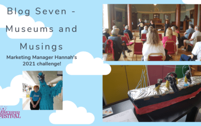 Blog Seven – Museums and Musings