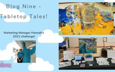 Blog Nine – Tabletop Tales